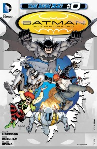 Batman Inc. vol. 2 #0