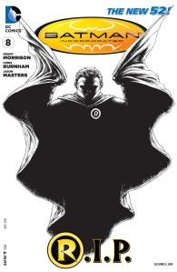 Batman Inc 08-bw var