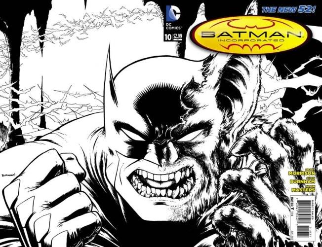 Batman-Inc-10-variant-bw