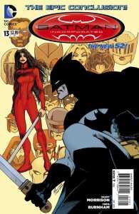 Batman Inc. vol. II, #13 variant