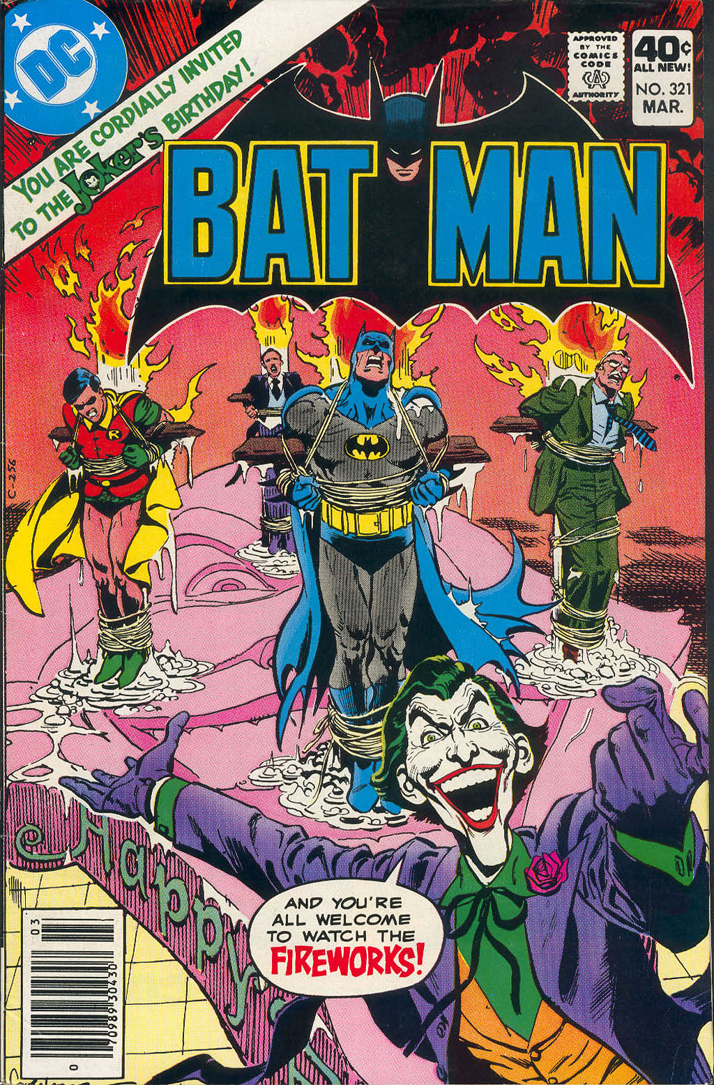 The Top Ten Batman Covers From Each Era Part 3 The